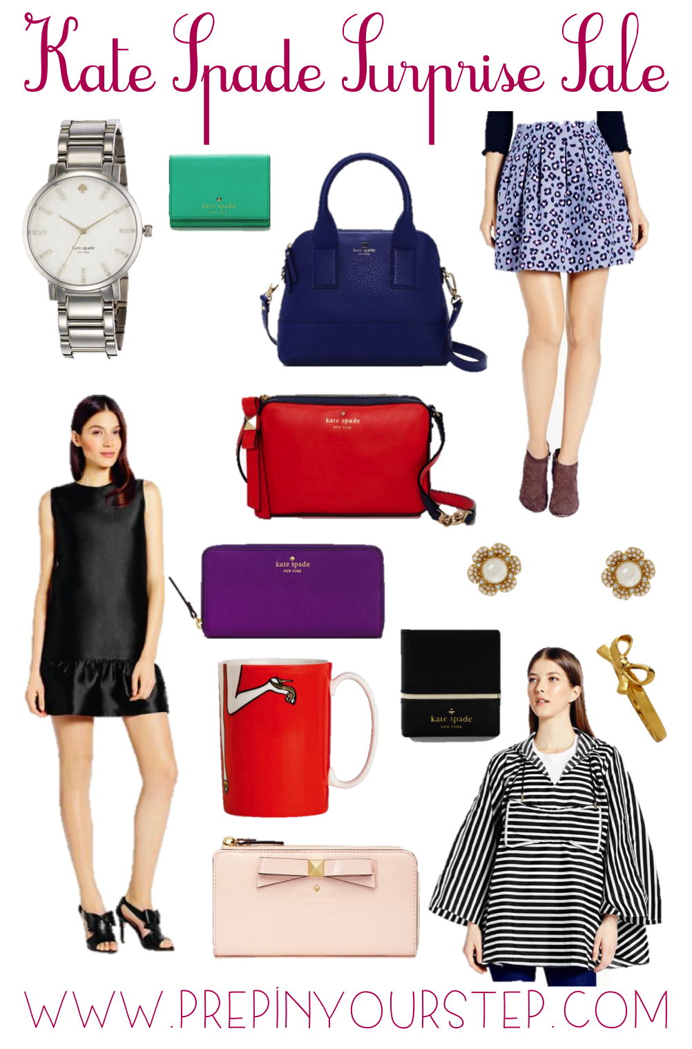 Prep In Your Step: Kate Spade Surprise Sale