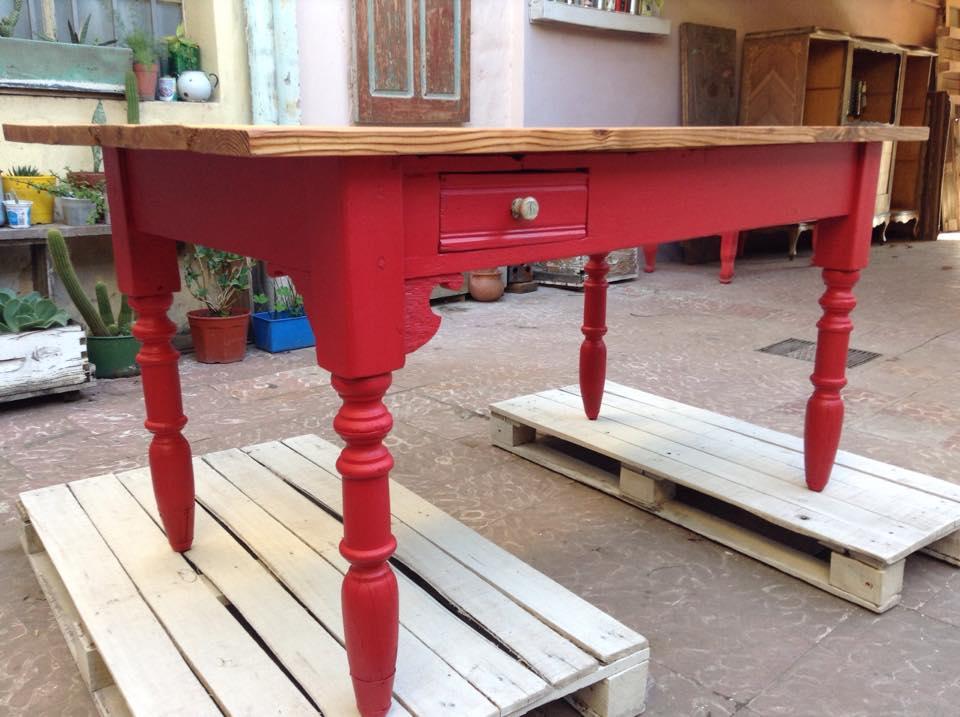 Excelente Muebles De Pino Rojo Colección de Imágenes - Muebles Para ...