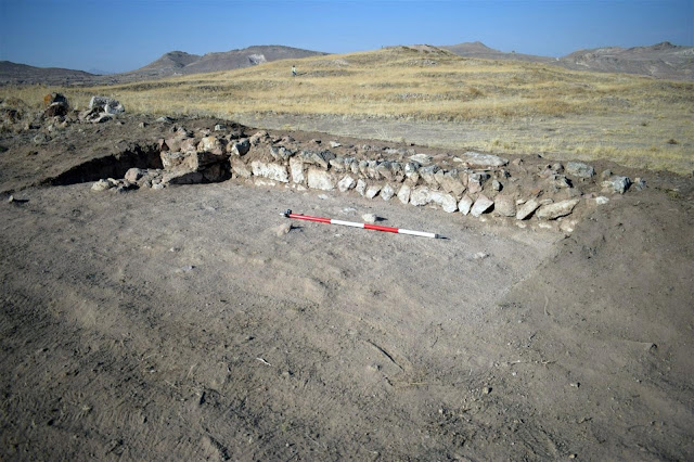 Bronze Age settlement found in Cappadocia