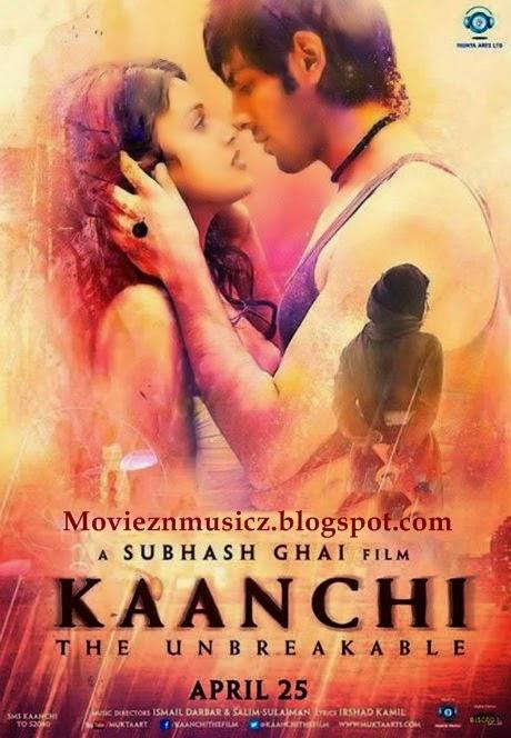 Kaanchi (2014) Hindi 400MB DvDRip 480p
