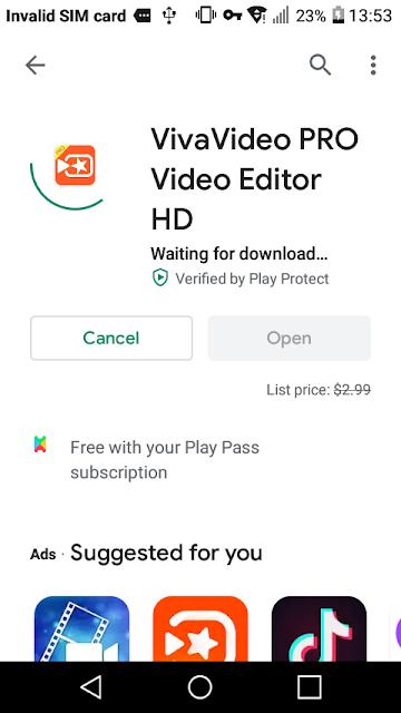 Download VivaVideo Pro 6.0.4 apk free