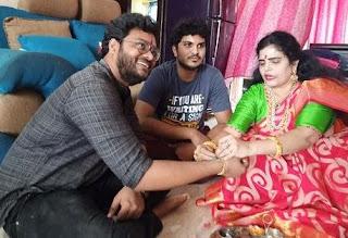 Karate Kalyani Family Husband Parents children's Marriage Photos