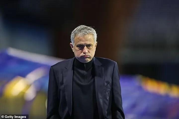 Tottenham10 unwanted records under Jose Mourinho
