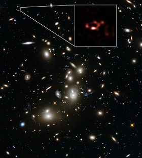 la galassia A2744_YD4
