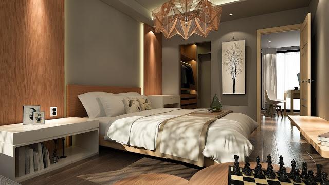 تصاميم غرفة نوم مغربية 2019