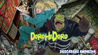 Dorohedoro 12/12 + Ova Audio: Japonés Sub: Español Servidor: MediaFire