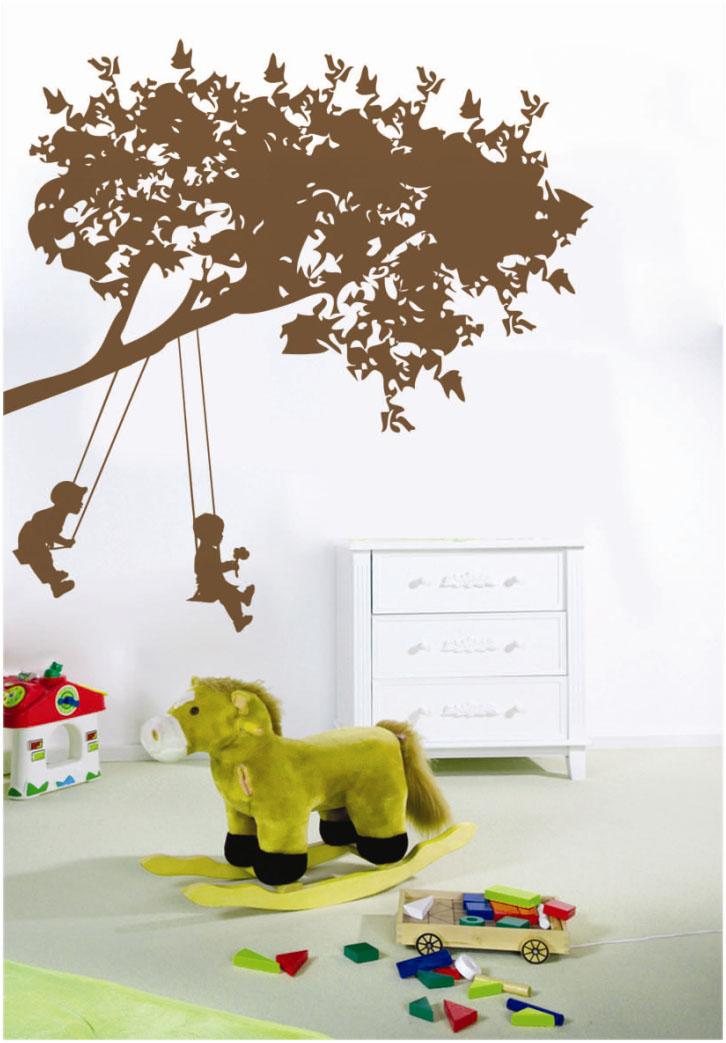 decoracao Crianças Decoração idéias parede