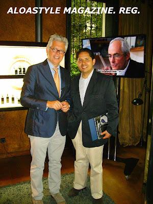 Con Esteban Rabat, presentación exclusiva de las últimas creaciones relojeras de Van Cleef and Arpels. Únicas en España ¡¡