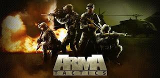 Arma Tactics MOD APK+DATA 1.7807