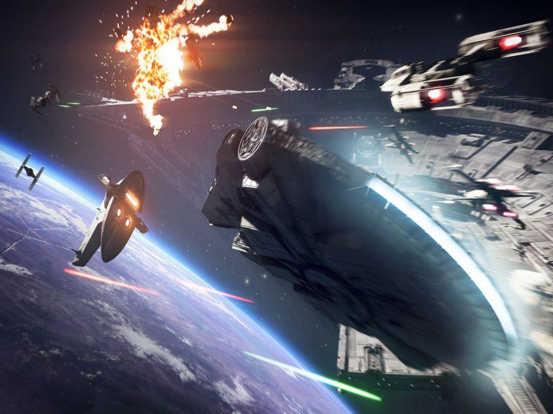 Star Wars Battlefront II Highly Compressed Free Download