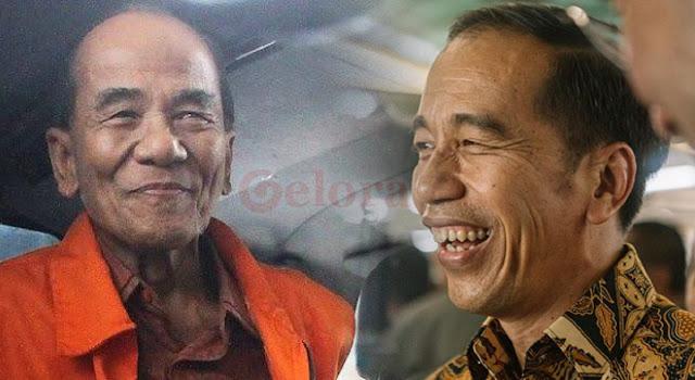 KPK Kaget Jokowi Beri Grasi ke Terpidana Korupsi Annas Maamun
