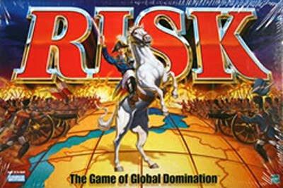 Risk Película