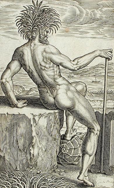 Philip Galle: Danubio