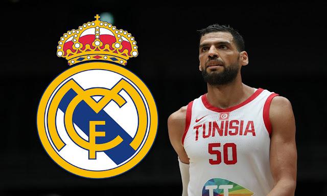 التونسي صالح الماجري يعود لريال مدريد في كرة السلة