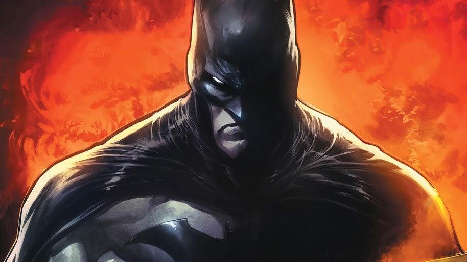 Batman, DC, Comics, Superhero, 4K, #6.2073