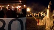Grupo bolsonarista usa tática Ku Klux Klan para protestar contra STF