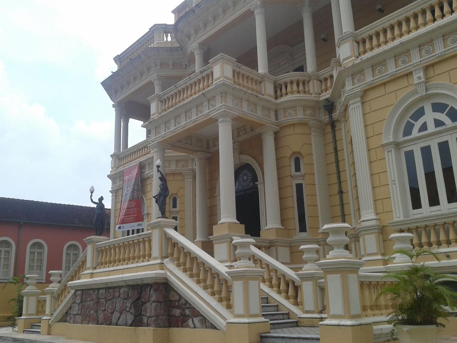 Palácio do Rio Negro - Manaus