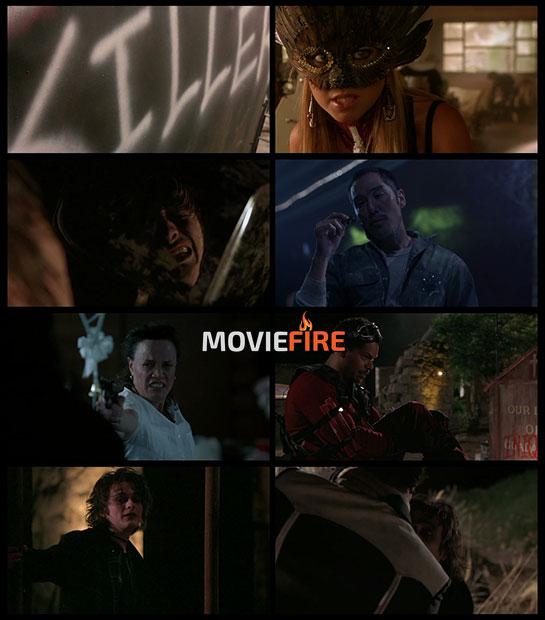 The Crow Wicked Prayer (2005) 1080p