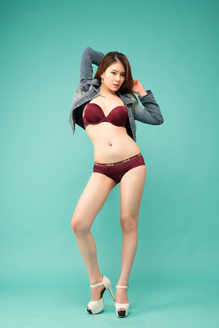4 Jung Mi - She is HOT - very cute asian girl-girlcute4u.blogspot.com