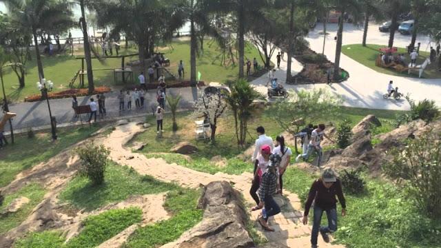 Núi Ngăm, Vụ  Bản - Nam Định