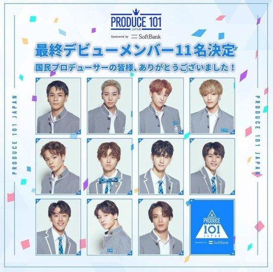 Japonya'nın 'Produce 101' grubu JO1 Kore çıkış albümünü hazırlıyor
