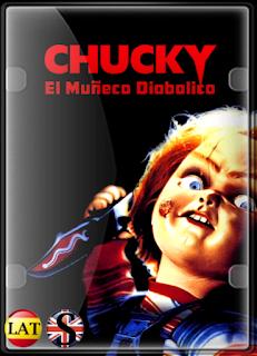Chucky: El Muñeco Diabólico (1988) HD 1080P LATINO/ESPAÑOL/INGLES