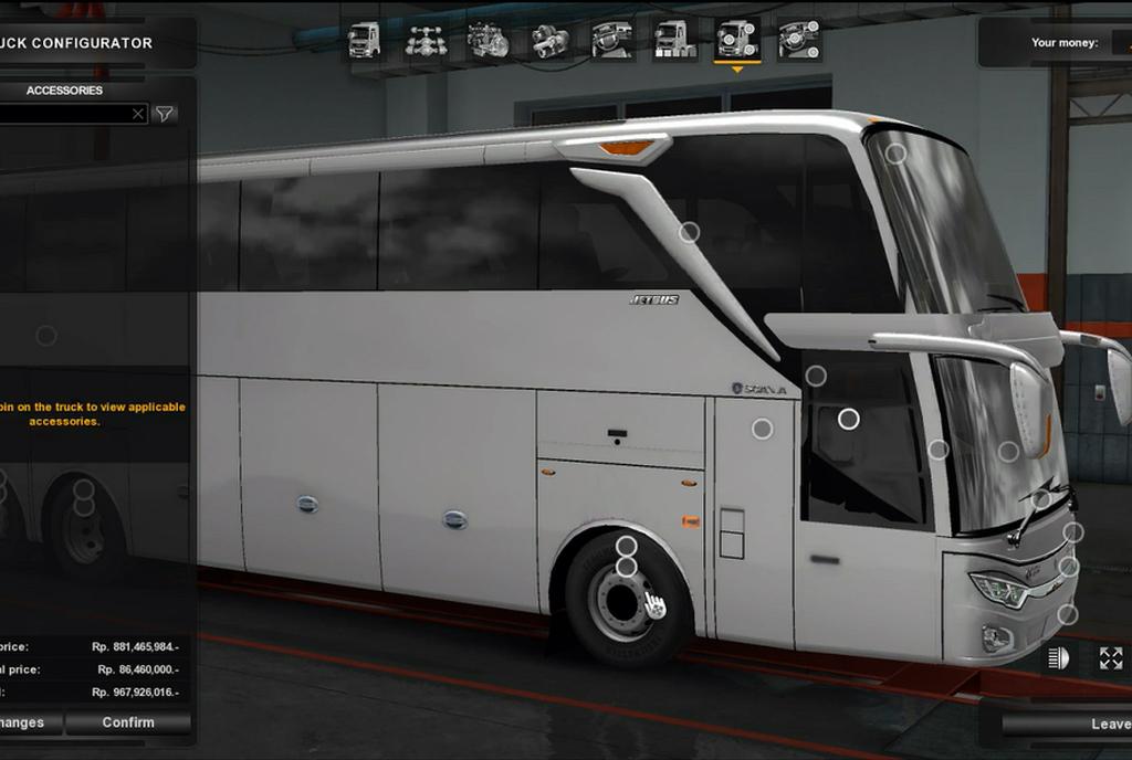 Mod Ets2 Jetbus 3 Uhd Mod Indonesia