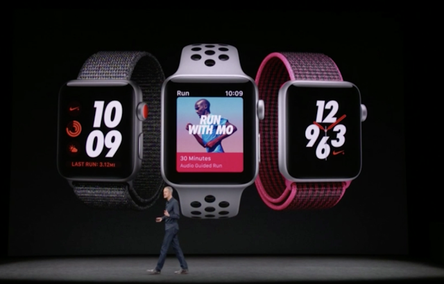 ساعة آبل Apple Watch Series 3