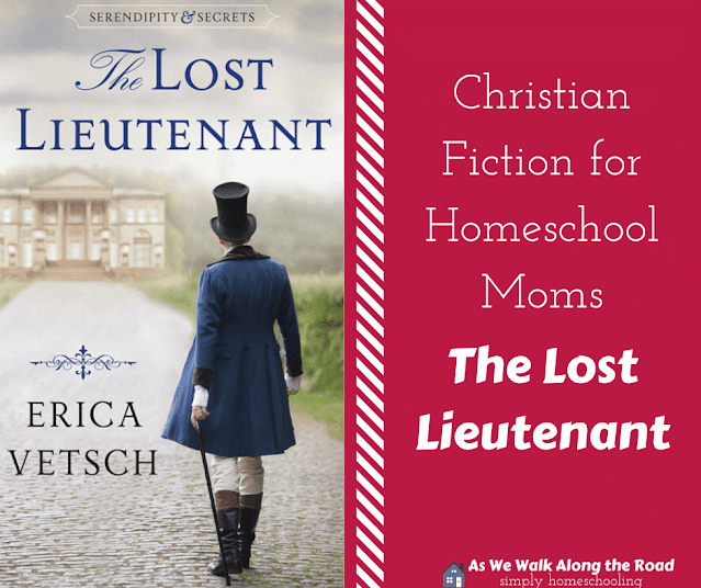 Review of The Lost Lieutenant Christian fiction