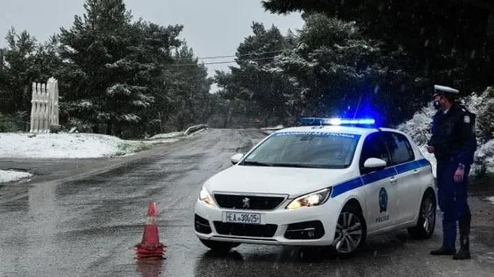 Η κακοκαιρία έντυσε στα «λευκά» τη χώρα – Προβλήματα στο οδικό δίκτυο (video)
