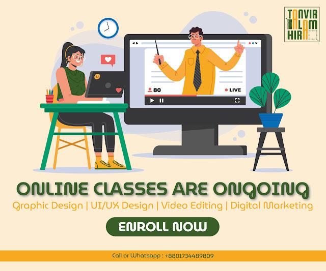 Online Graphic Design Course in Bangladesh