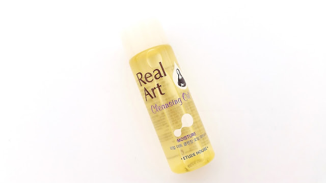 Etude House Real Art Cleansing Oil - Moisture