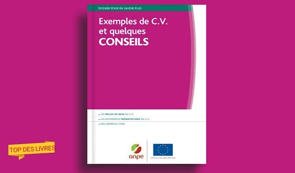 Télécharger : Exemple de CV et quelques conseils en pdf