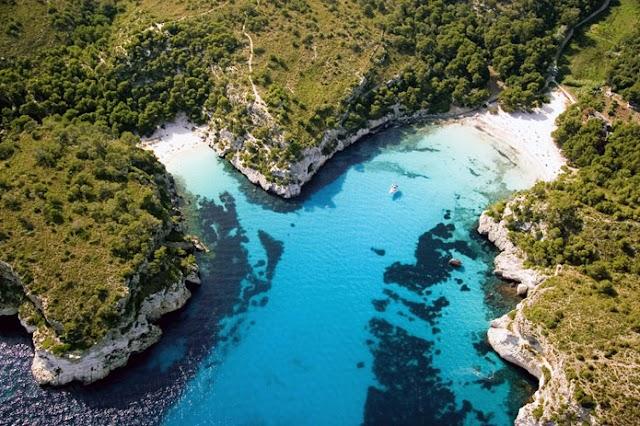 En Menorca se comparte su belleza durante todo el año