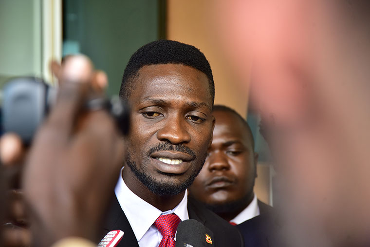 BREAKING: Uganda, Bobi Wine wins court Case that was meant to end his political party