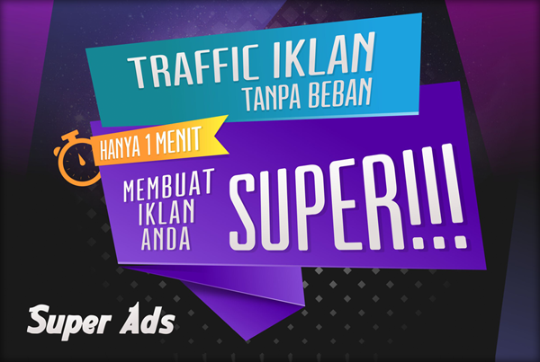 Super Ads Traffic Iklan