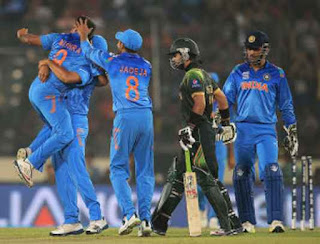 India vs Pakistan 13th Match ICC World T20 2014 Highlights
