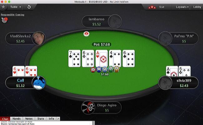 Cómo vencer al póker de micro apuestas
