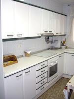piso en venta calle jover castellon cocina