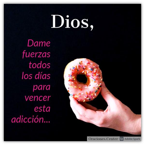 Oración por adictos a la comida chatarra
