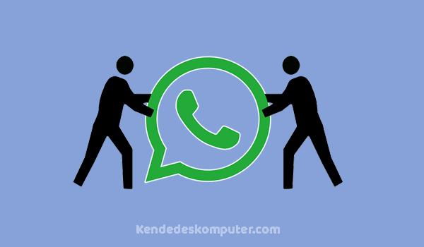 Ciri Ciri Whatsapp Disadap Orang Lain