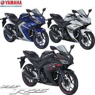 Harga Kredit Motor Yamaha R25