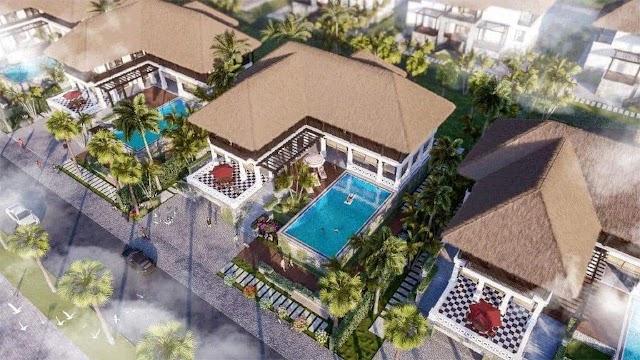 Dự án Sunshine Heritage Resort Financial Landmark Sơn Tây Phúc Thọ Hà Nội - Sunshine Heritage Resort Villas