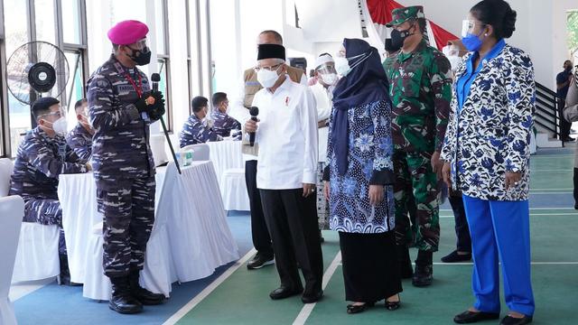 Maruf Amin Keceplosan Sebut Yudo Margono Panglima TNI, Sinyal Kuat Gantikan Hadi Tjahjanto?