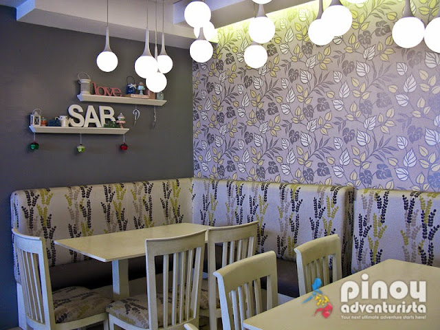 Restaurants in Angeles Pampanga SAB Bistro