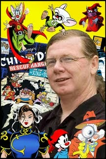 Keith Tucker Cartoonist