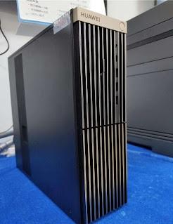 صور ممنتجة لحواسيب شركة هواوي الجديدة
