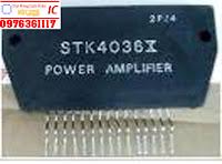 STK4036X IC khuếch đại nguồn
