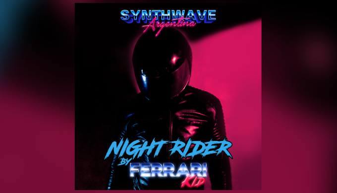 Synthwave Argentina: Night Rider - Playlist de Spotify