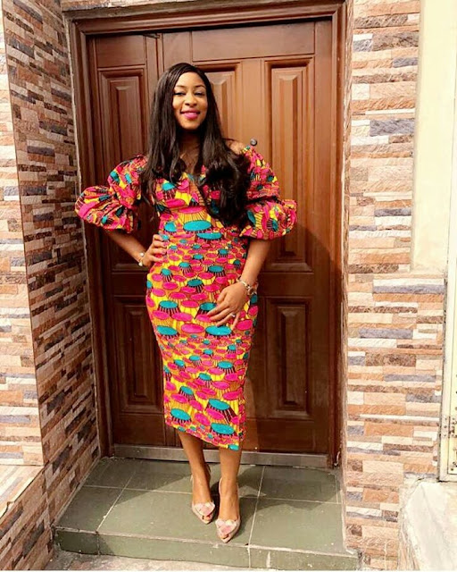 Check Out Latest 2018 Ravishing Ankara Styles Every Lady Should Rock (Photos)